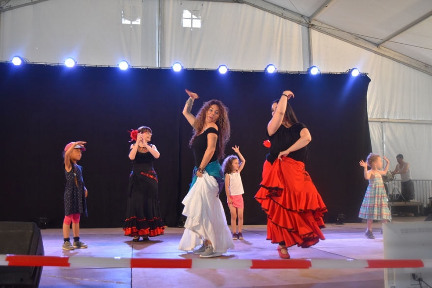 Fête interculturelle 2018_Copyright Mélanie Mc Krory