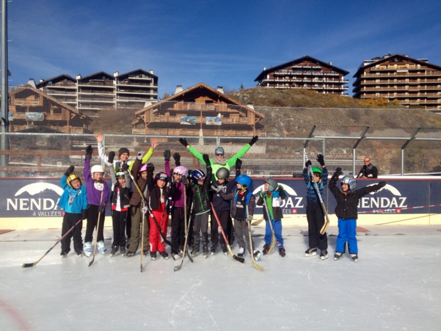 Camp multisport 2015/Copyright: Nendaz Sport